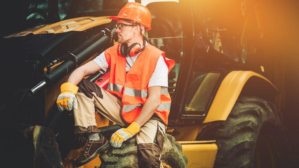 Baugeräteführer bei der TRP Bau GmbH
